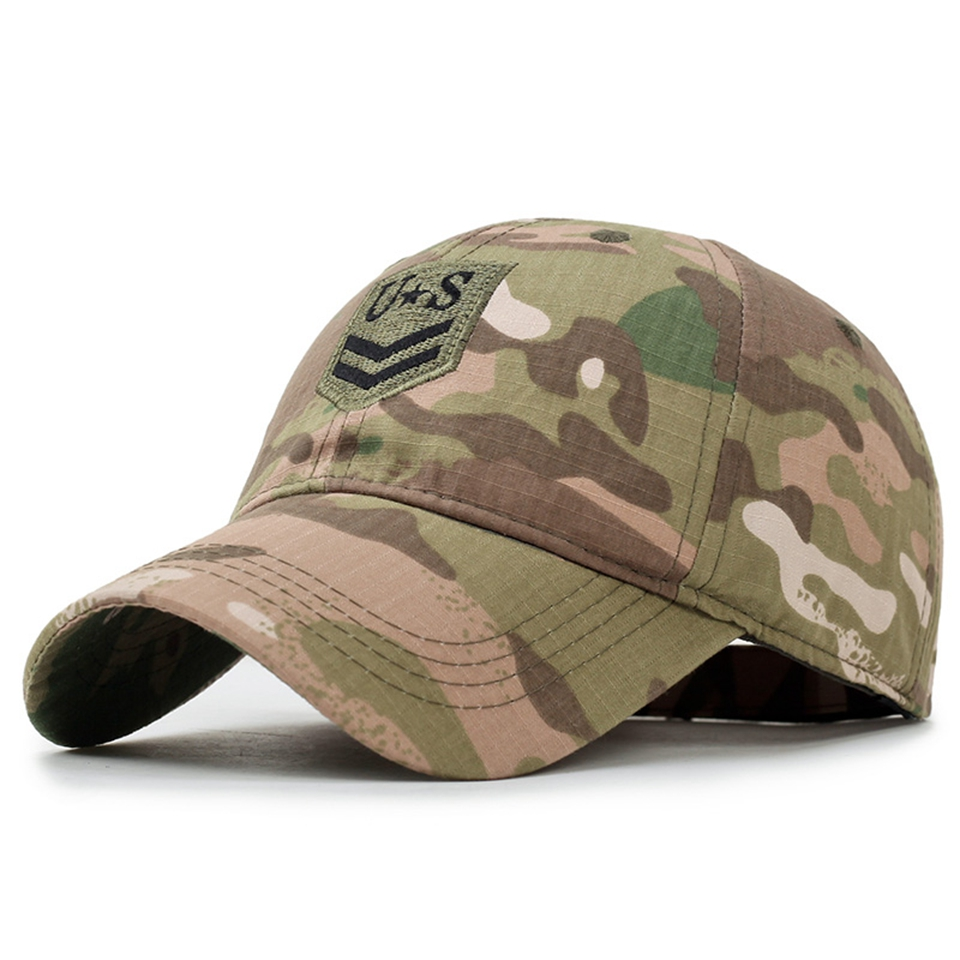 Energetic Camo Military Adjustable Baseball Cap Other Men's Clothing Men's Clothing