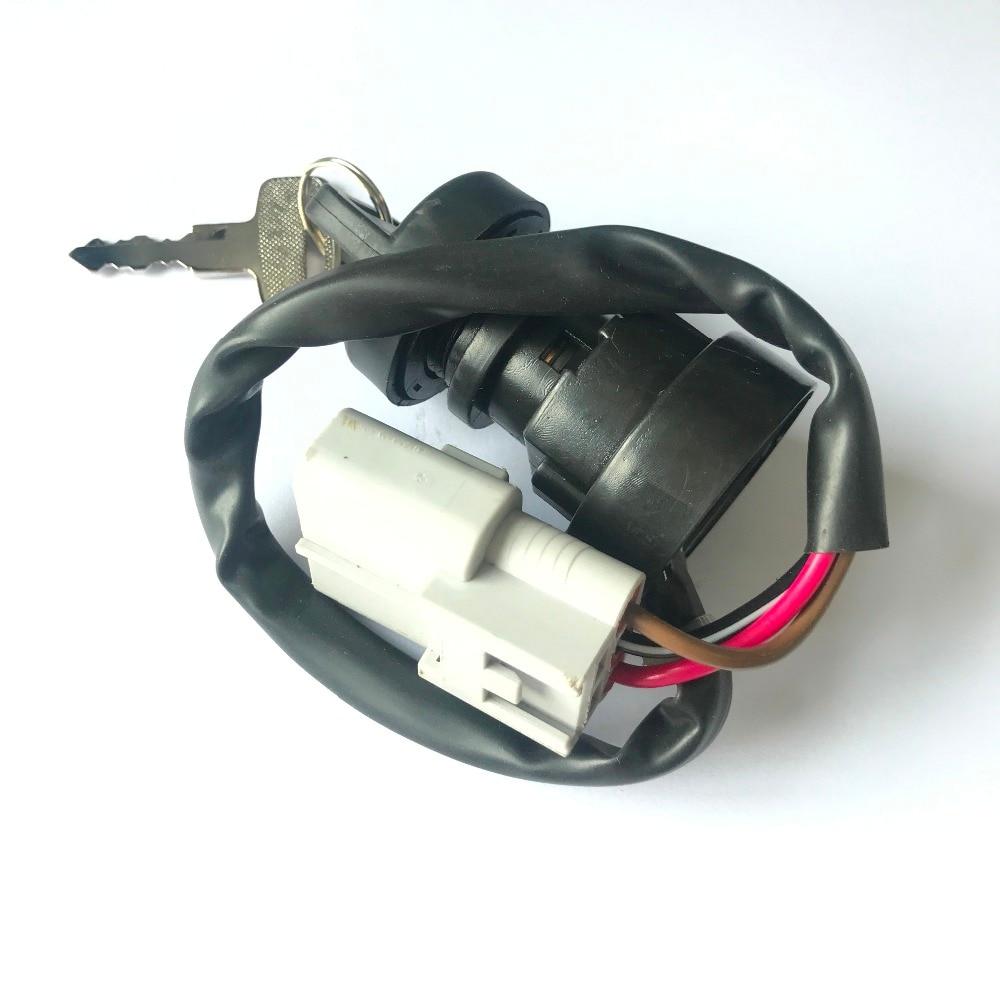 buy new key ignition switch fit yamaha. Black Bedroom Furniture Sets. Home Design Ideas