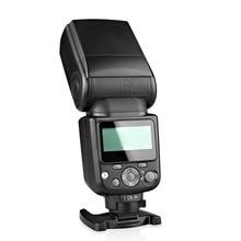 Meike MK930II MK-930 II MK 930 II Speedlite Flash 8 luminosité Contrôle Flash pour Nikon Canon Fuji Olympus Panasonic DSLR caméra