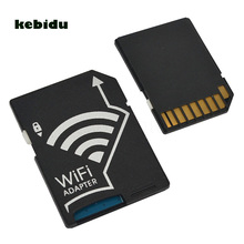 Kebidu MINI Micro TF Konverter Wifi SD Karte Adapter Hohe Qualität Für Nikon Kameras Fotos Drahtlose sende Für SONY Für canon