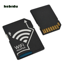 kebidu MINI Micro TF Converter Wifi SD Card Adapter High Quality For Nikon Cameras Photos Wireless transmit For SONY For Canon