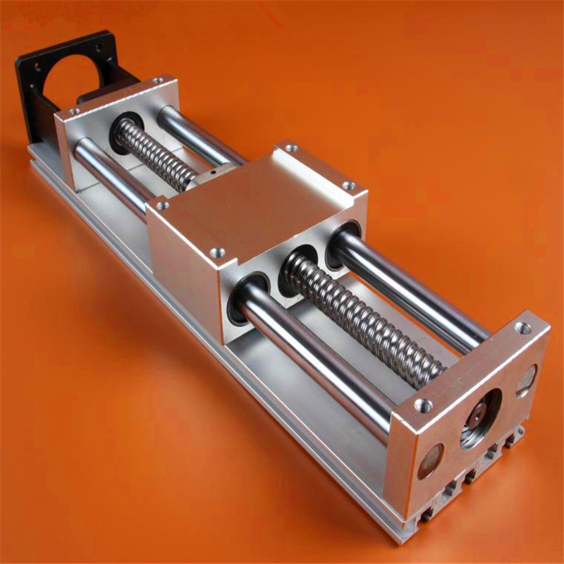 C90 module linear linear slide guide/ball screw cross table /300 stroke