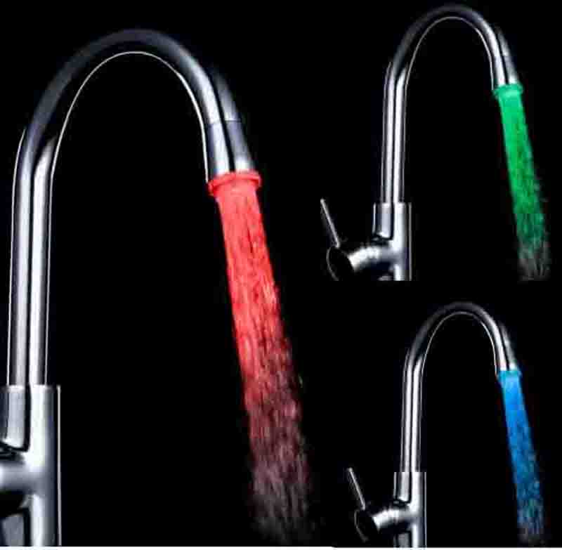 CY8002 A9 Water Flow Recognition Multiple Colors Flashing
