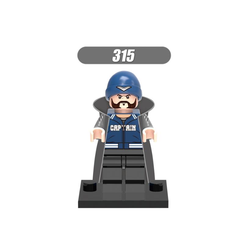 XH315-Captain Boomerang