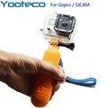 Gopro Acessórios B Modelo Durable Floaty Bobber Com Alça e Parafuso Para go pro hero 5 4 xiaomi yi sj4000 sj5000 h9 câmera eken