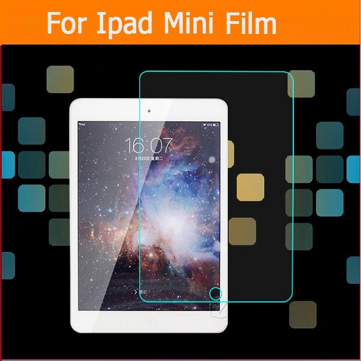 On Sale! High Clear Screen Protector Glossy Films For IPad Mini 1 2 3 4 7.9