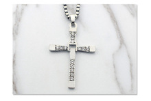 Jewelry Fast Furious Necklace Dominic Toretto Vin Necklaces  Cross Sweater Chain Necklaces Drop Shipping