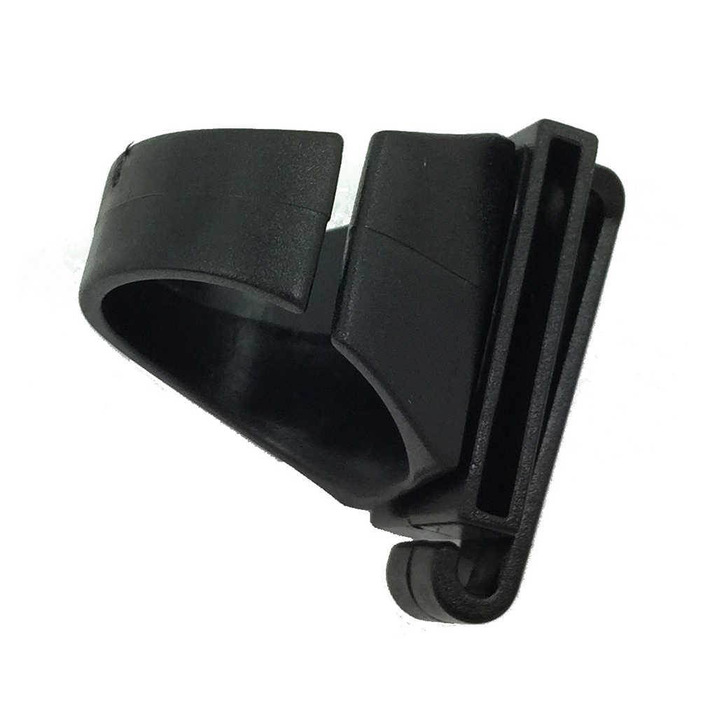 Evrensel Silikon Şnorkel Kaleci 8 Şekil Kolay Uygula Hızlı Bırakma dalış maskesi Toka Kayış Pratik Klip Solunum Tüpü Toka