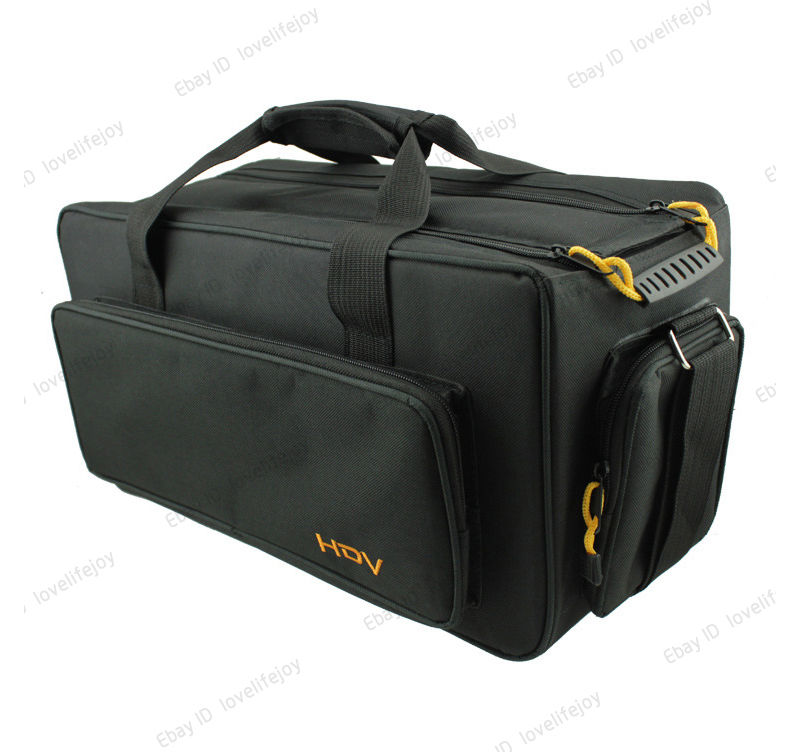 Camcorder VCR Video Camera Shoulder Bag Camera Handbag Padded Photo Equipment Quakeproof Tool bags