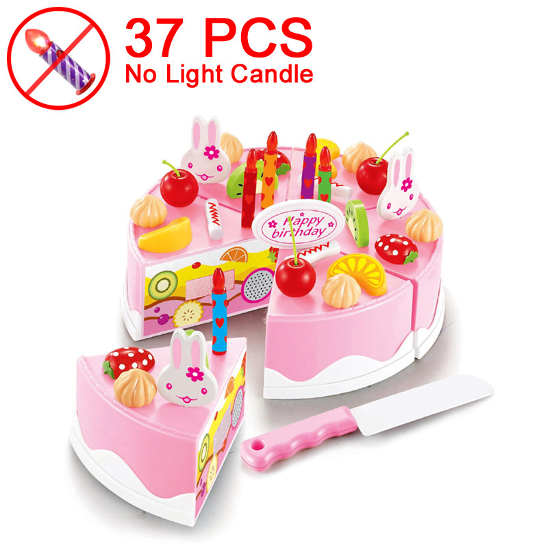 37 Pink NO Candle T