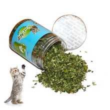 100% натуральный натуральный органический премиум кошачьего путча порошка для игрушек для котенка мелких кошек для домашних животных 120-360ML