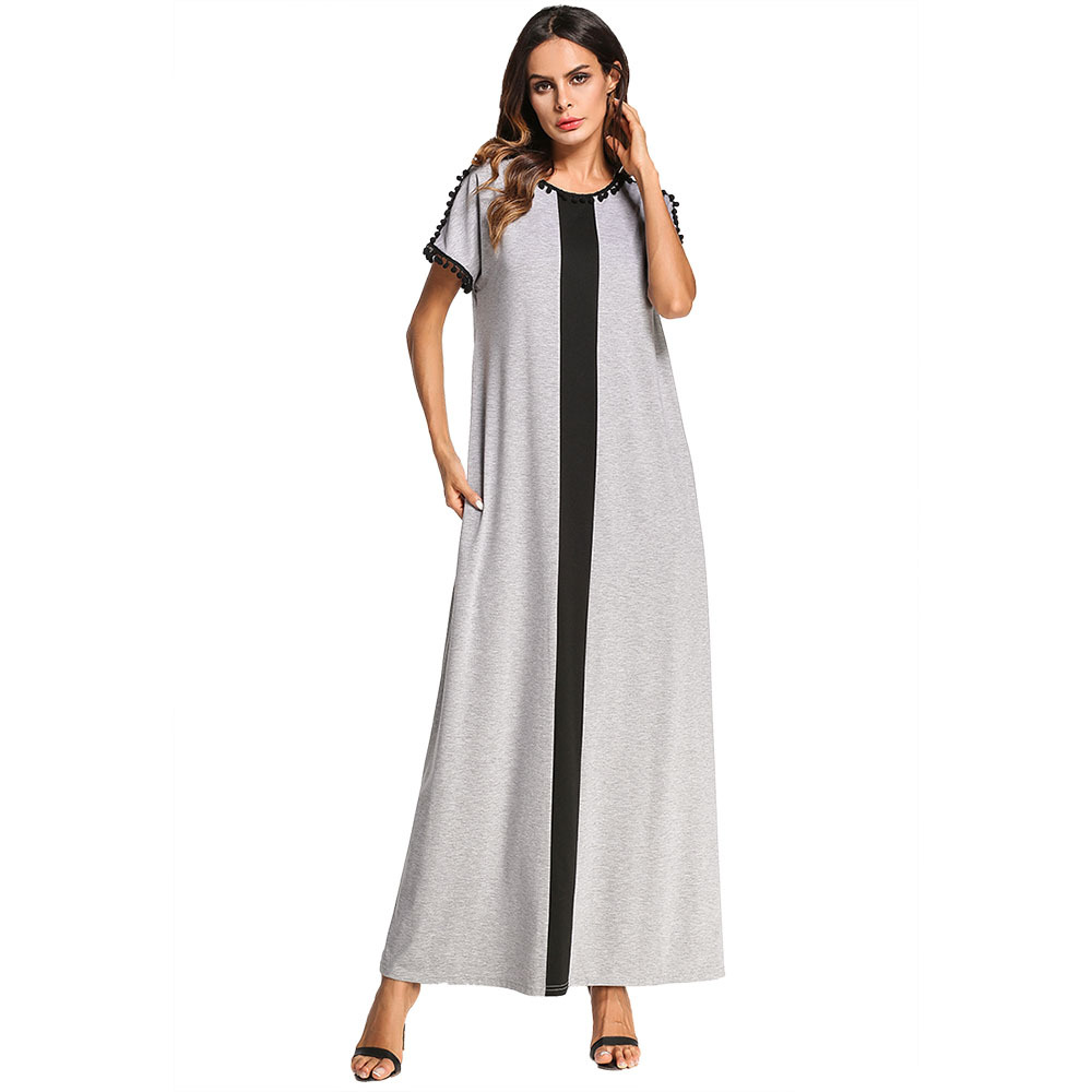 Women's Nightgown Cotton Nightgowns Long Plus Size Nightwear Casual Sleepwear Homewear Dress Big Size Nightghtdress Sleep Dress