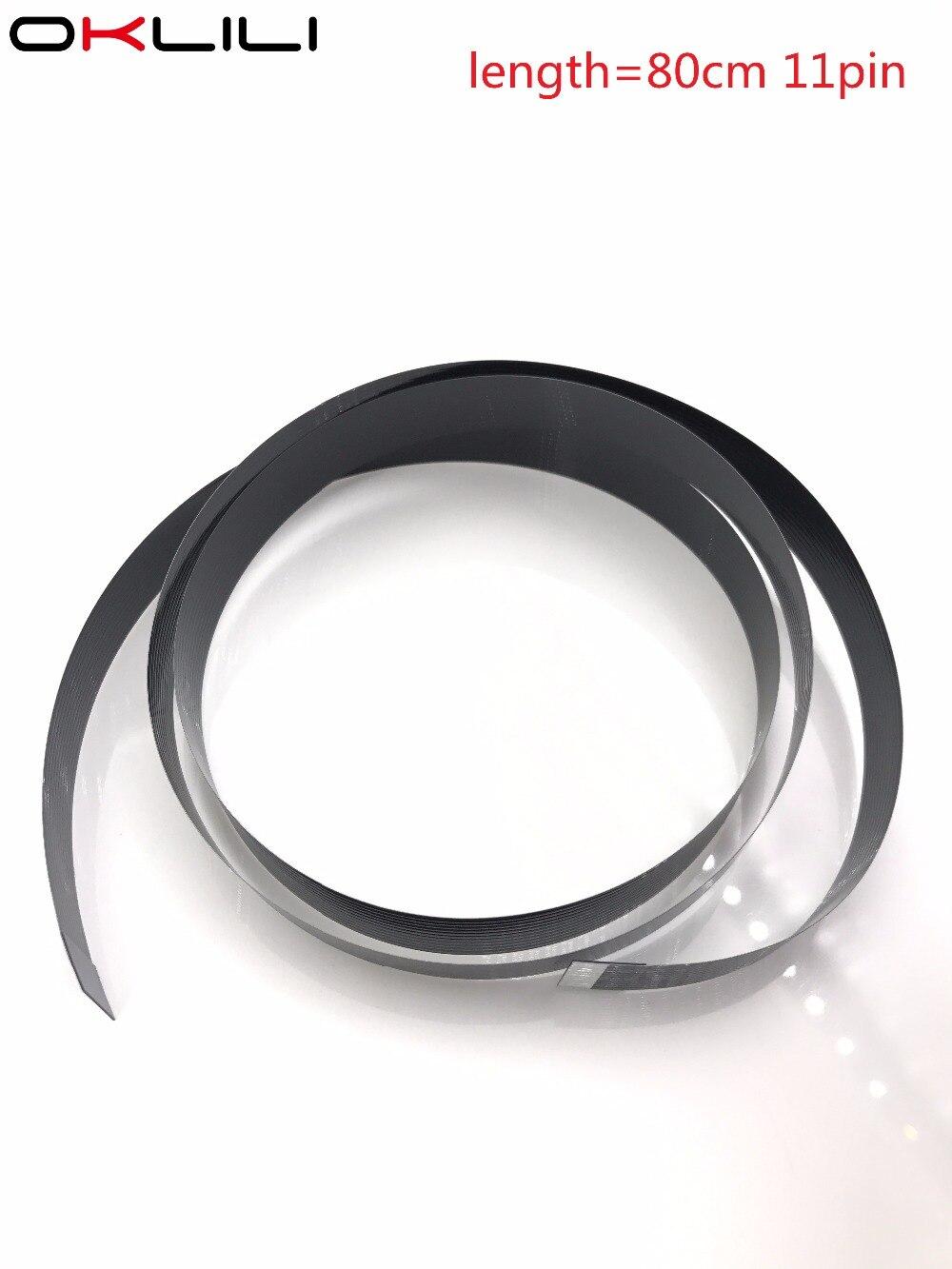 50 CE538 60106 automática Doc de ADF planos Flex Cable flexible 80 cm para HP CM1415 M276 M127 M128 M132 M175 m177 M225 M226 M227-in Piezas de impresora from Ordenadores y oficina on AliExpress - 11.11_Double 11_Singles' Day 1