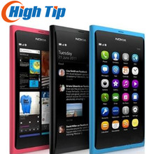 unlocked original Nokia N9 GSM touch screen cell phone 3G WIFI 8MP camera