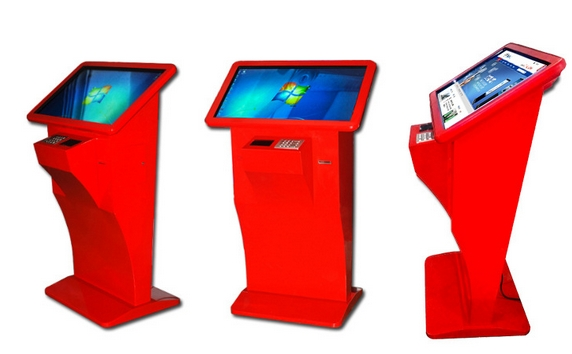 Bill Payment Kiosk/Self Service Payment Kiosk/Payment Terminal With Auto Printed Function Kiosk All In One DIY PC