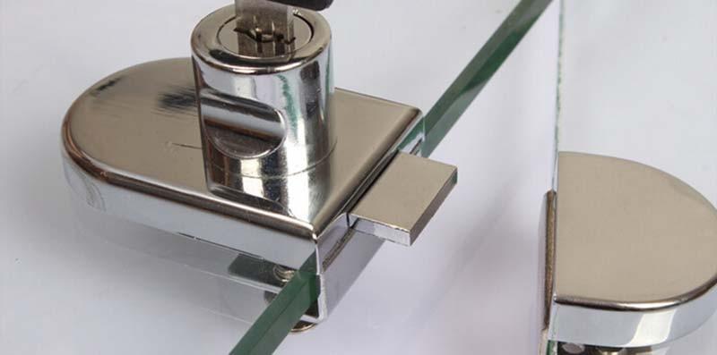 Aliexpress.com : Buy Glass display cabinet locks, Zinc Alloy ...