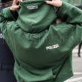hiphop streetwear urban clothing kpop clothes kanye west box logo hoodie 3in 1 Vetements polizei twisted reversible hoodies top