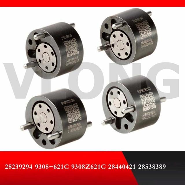 Diesel Injector VALVE 9308-621C 28239294 28440421 Common Rail Valve Black Coating Valve 9308 621C EU3/4 9308Z621C 2853838