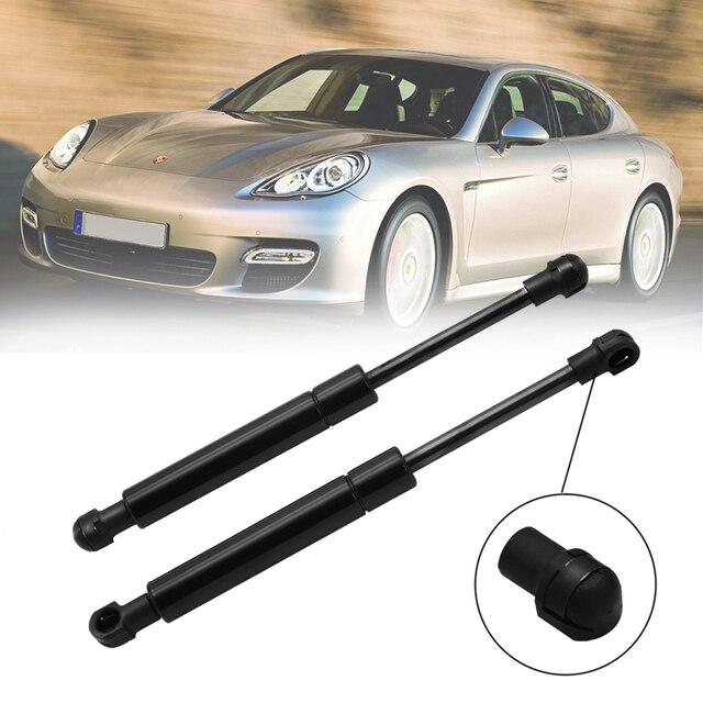 2 sztuk przednia maska wsparcie podnoszenia okapu pręt przedni Trunk hydrauliczna sprężyna gazowa zawieszenia pręt dla Porsche 911 Boxster Cayman