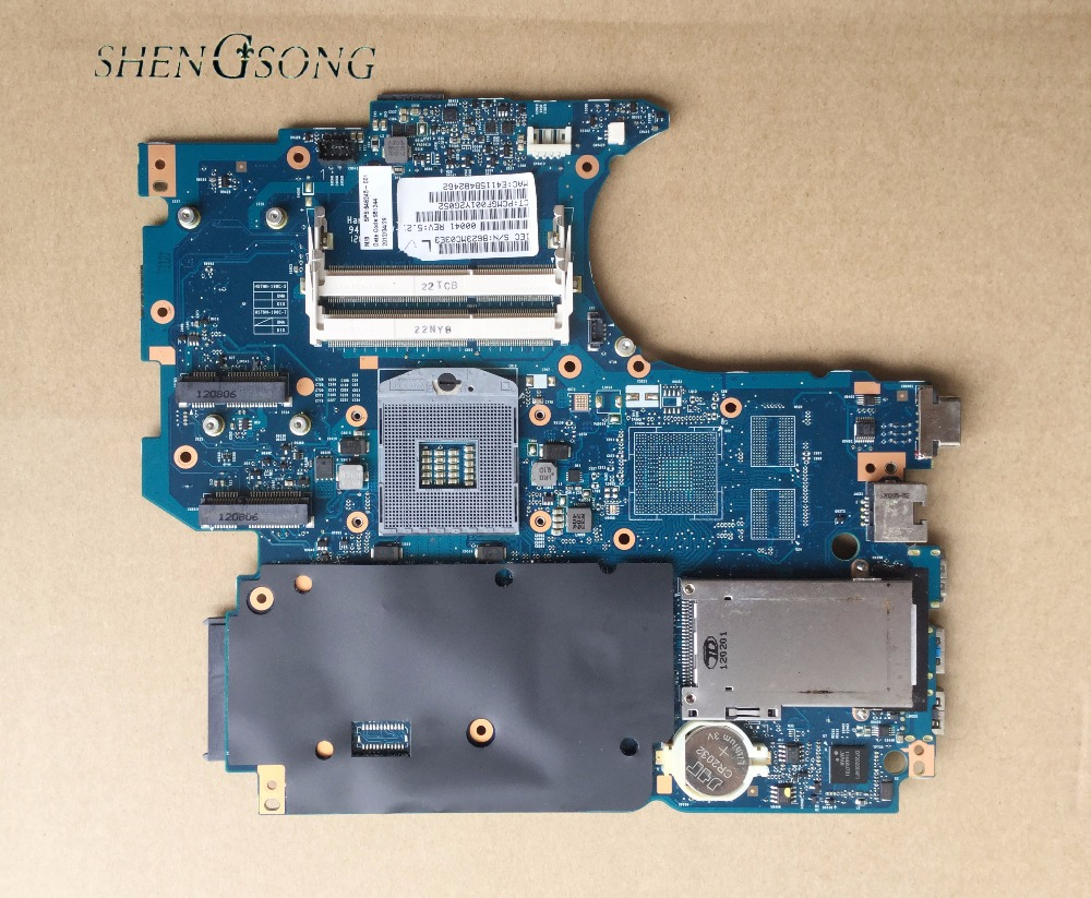 646245-001 free shipping for HP probook 4730S 4530s Laptop Motherboard 6050A2465501-MB-A02 HM65 DDR3 all functional Tested ok hp probook 4730s lh350ea купить