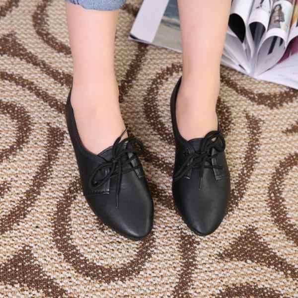 ZAPATOS DE TRABAJO DE SEGURIDAD DE saga, zapatos planos de mujer, mocasines planos de punta estrecha, zapatos planos informales de mujer, zapatos suaves de primavera para mujer