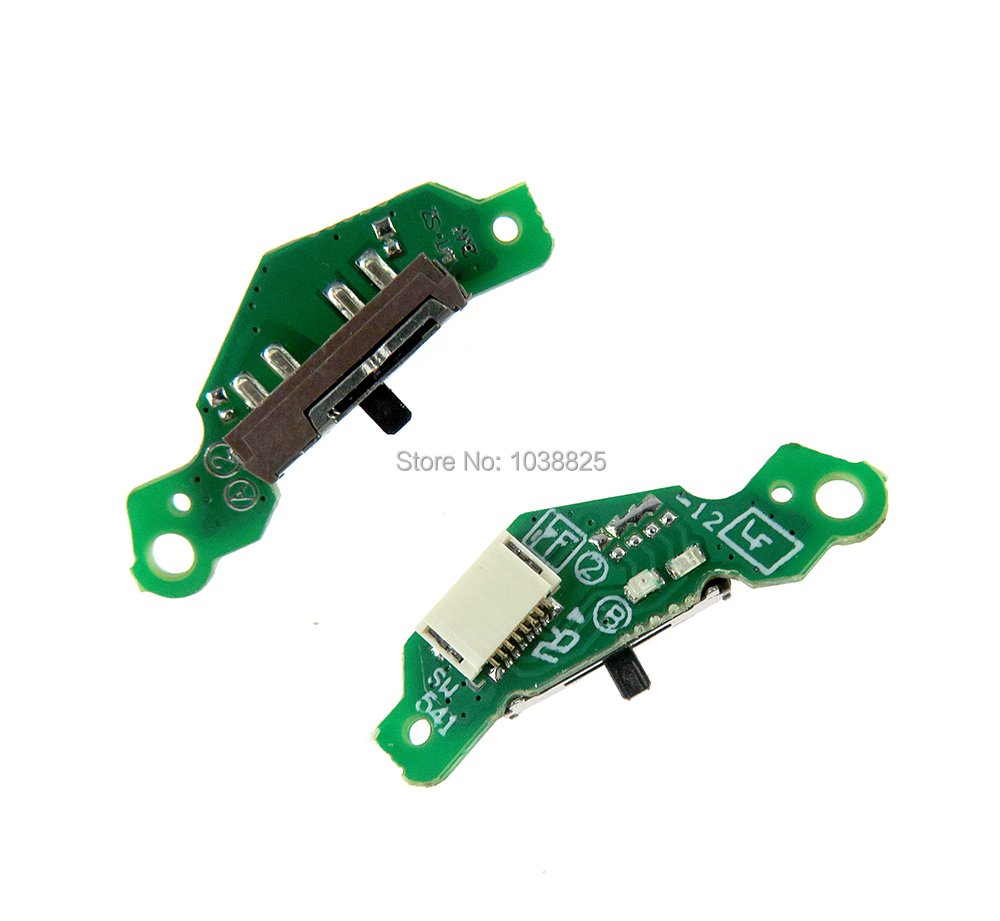 20pcs/lot Power Switch ON OFF Circuit Board/PCB Replacement Repair Part For PSP 3000 / PSP 3004 3001 Series