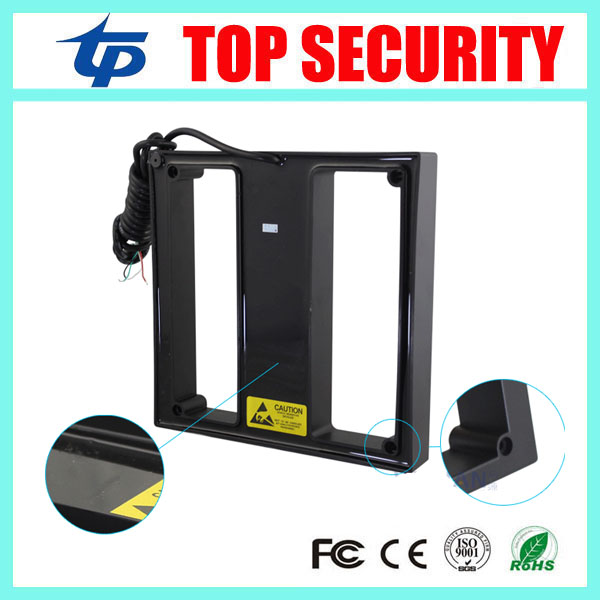 125khz RFID card 1M long distance access control card reader weigand26 card reader for packing and access control system 125khz rfid card smart card reader for access control system weigand26 and weigand34 ip65 waterrproof out door use card reader