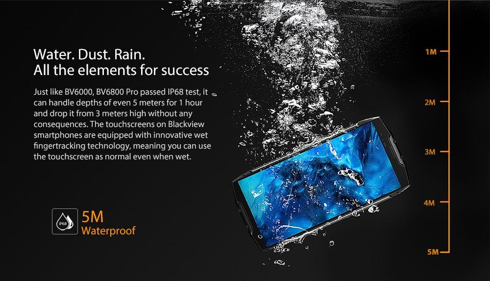 Natural Pro smartphone Wasserdichte 4