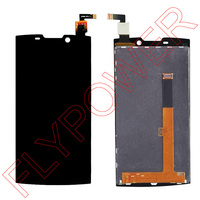 100 Warranty LCD Display With Digitizer Touch Screen Sensor Assembly For Innos D10 For Highscreen Boost