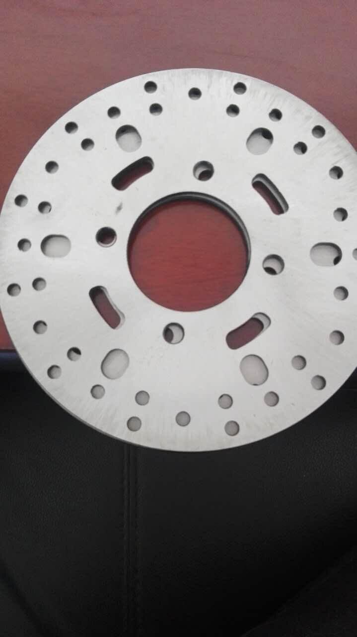 ONE PAIR REAR DISC BRAKE SUIT  FOR KANDI 250/KD -250 GKA BUGGY one pair rear disc brake suit for kandi 250 kd 250 gka buggy