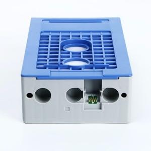 Image 5 - T3280 عبوة حبر فارغة F6080 F6000 صيانة مربع خزان الحبر لإبسون T3000 T5000 T7000 T3200 T5200 T7200 T5280 عبوة حبر فارغة