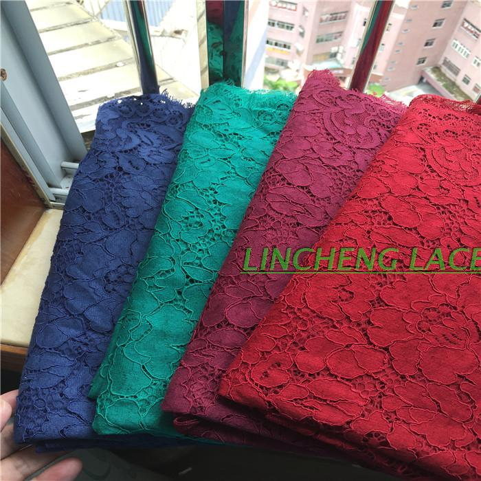 Free Sale Shipping 2019 New High In Cotton Car Bone Eyelash Lace Fabrics Europe And The Runway Looks Dress Is Deep Purple Cloth Free Sale Shipping 2019 New High In Cotton Car Bone Eyelash Lace Fabrics Europe And The Runway Looks Dress Is Deep Purple Cloth