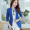 Business Outwear Jacket Blazer Plus Size Blazer Short Jacket Womens Blazer Jacket Blazer Feminino Colorido Women Jacket d3