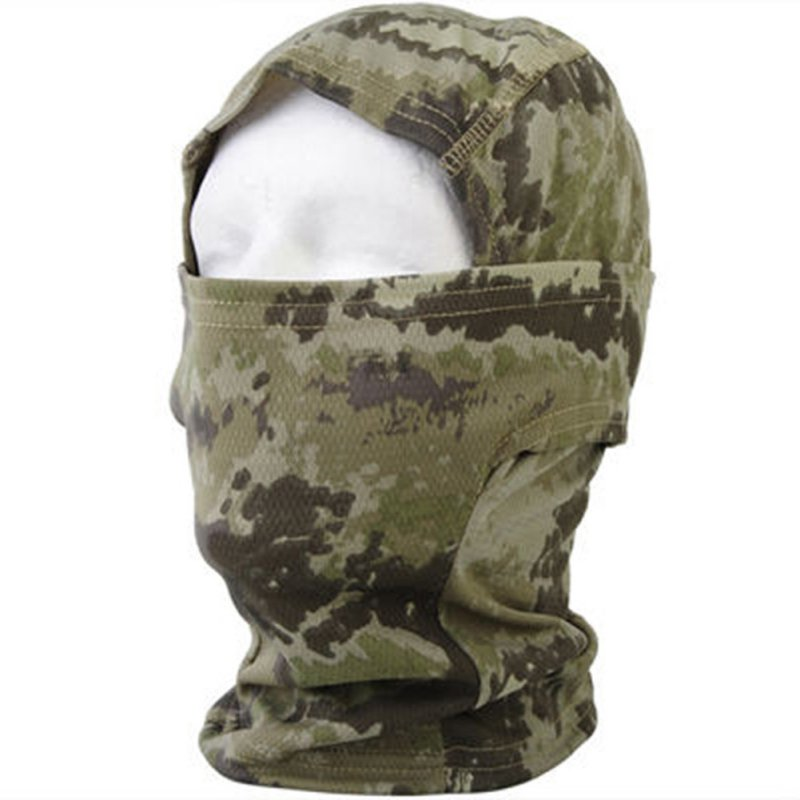 Quick-drying Tactical Army Paintball Training Hunting Airsoft  Full Face Balaclava Mask