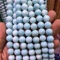Natural de Calamina/Hemimorphite pedra grânulos de pedras preciosas naturais DIY contas solta pérolas para a jóia fazendo strand 15' atacado!