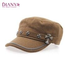 Flat top hat W005