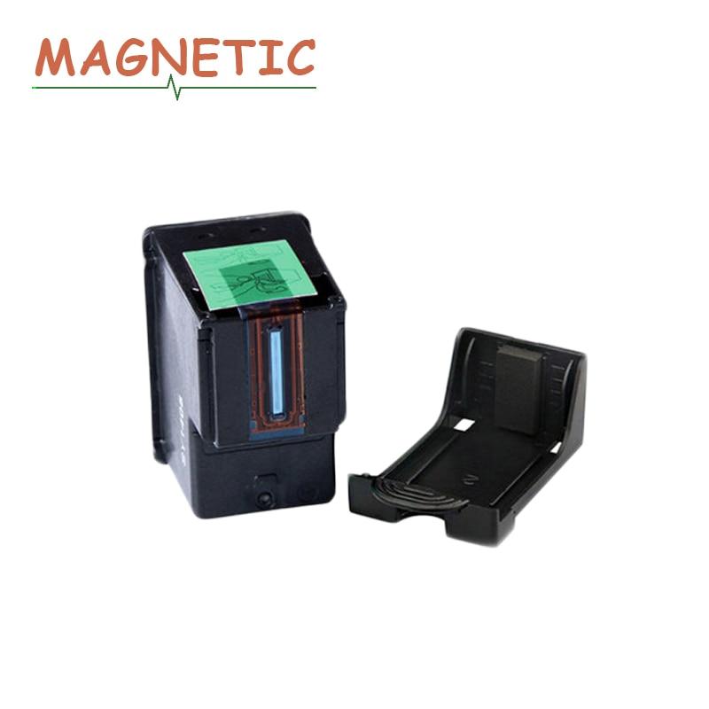 Magnetic Compatible Ink Cartridges For HP901 For HP 901 XL OfficeJet 4500  J4580 J4550 J4540 J4680 J4535 Printer Cartridge 901XL