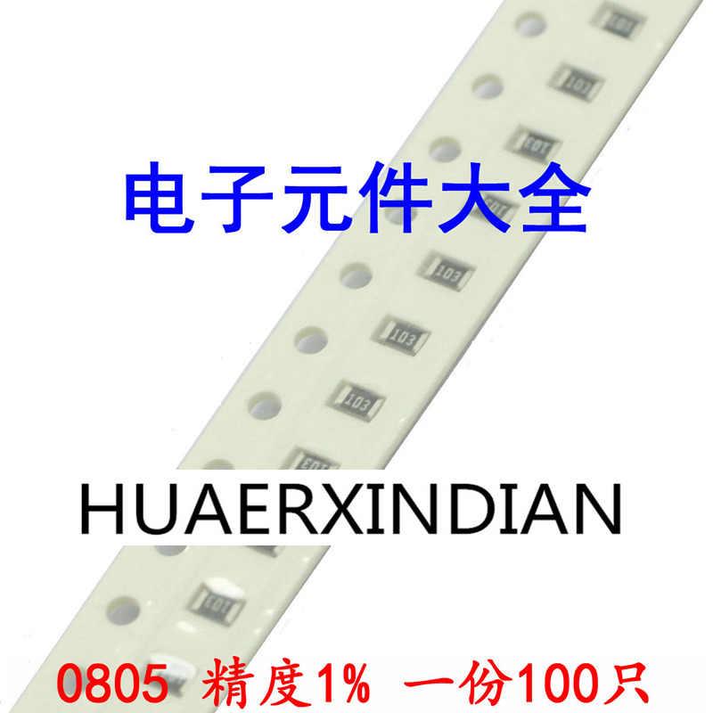 100 шт. 1% 0805 1 27 k K Вт/8 Вт 2 19100