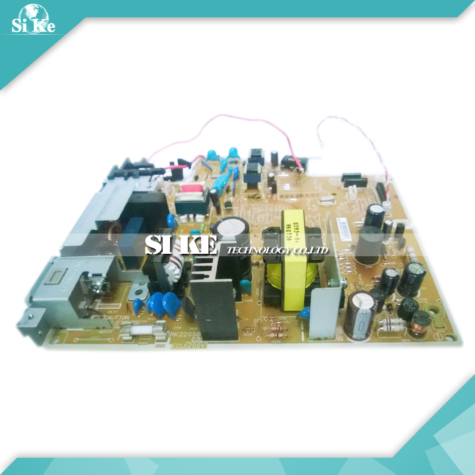 ФОТО LaserJet Engine Control Power Board For HP M1522 M1522NF M1120 1522 1522NF 1120 RM1-4936 Voltage Power Supply Board