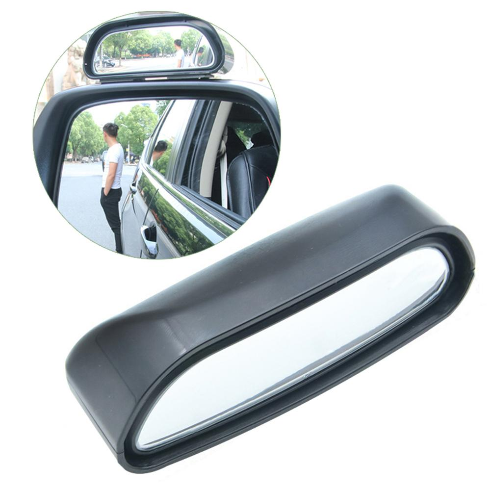 Blind Spot Mirror Wide Angle Adjustable Rear View Mirror Universal Vehicle Car