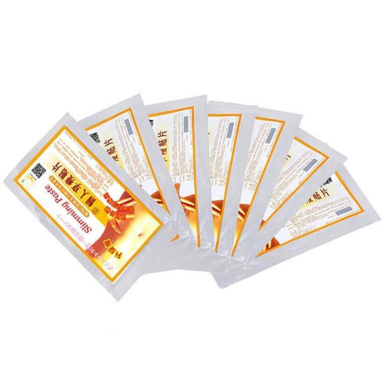 10pcs Navel Slim Patch Weight Lose Products Fat Burner Anti-cellulite Body Shaping Keep Detox Navel Slimming Patches L3