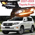 HID  2017 ~ 2019  автомобильный Стайлинг для фар Prado  Cruiser  vios  RAV4  camry  Hiace  sienna  yaris  Tacoma  автомобильные аксессуары  фара Prado