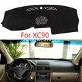 Car dashboard Avoid light pad Instrument platform desk cover Mats Carpets Auto For Volvo XC90