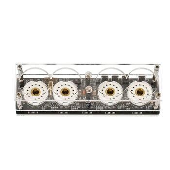 Nobsound Mini Rétro Numérique Nixie Tube Horloge Kit De Bricolage/assemblé Sans ZM1020 Z560M Tubes