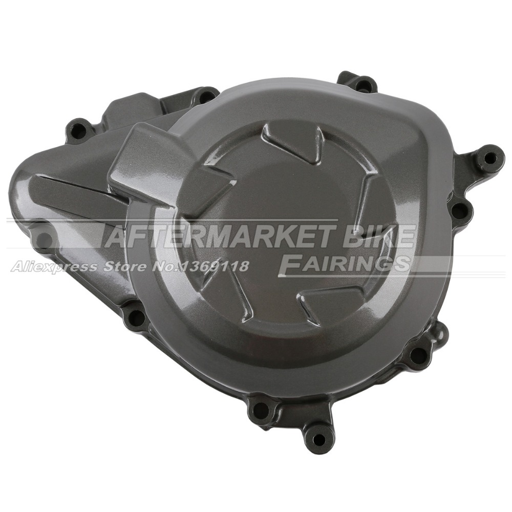 Motorcycle LEFT Crankcase For Kawasaki Z1000 2011 2012 2013 Engine Stator Crank Case Generator Cover