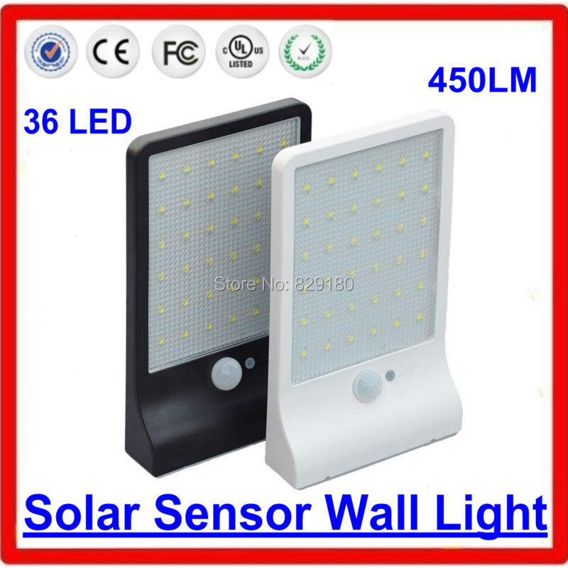 36 LED Solar sensor Wall Light Solar Power Flood Light PIR Motion Sensor Light Garden Security Lamp Outdoor Street Waterproof яйцеварки ricci яйцеварка ricci page 6