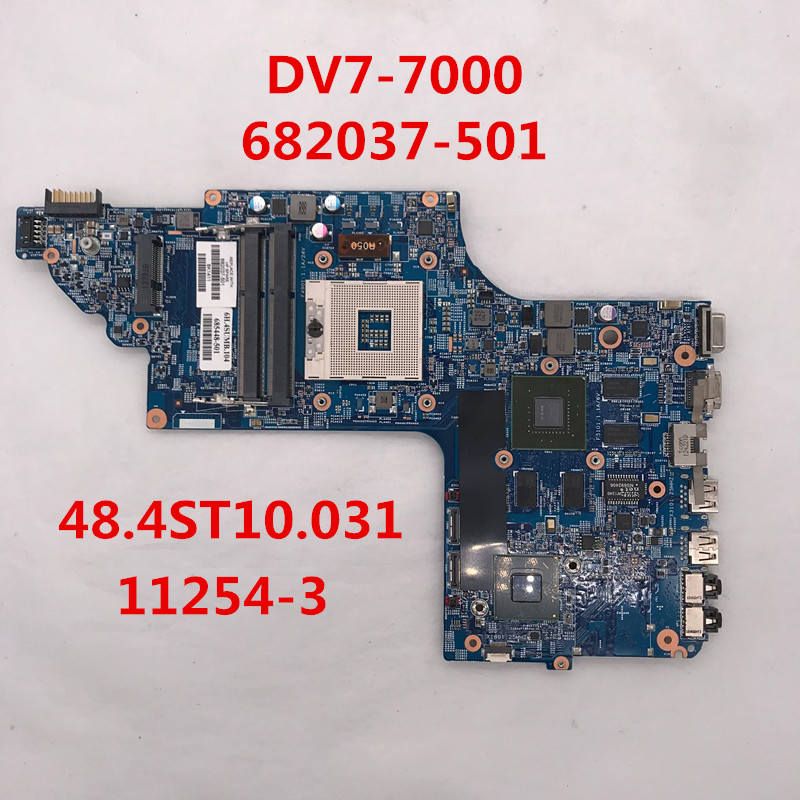 Laptop Motherboard DDR3 DV7-7000 for Dv7-7000/682037-501/682037-001/.. Hm77-Gt630m/2g