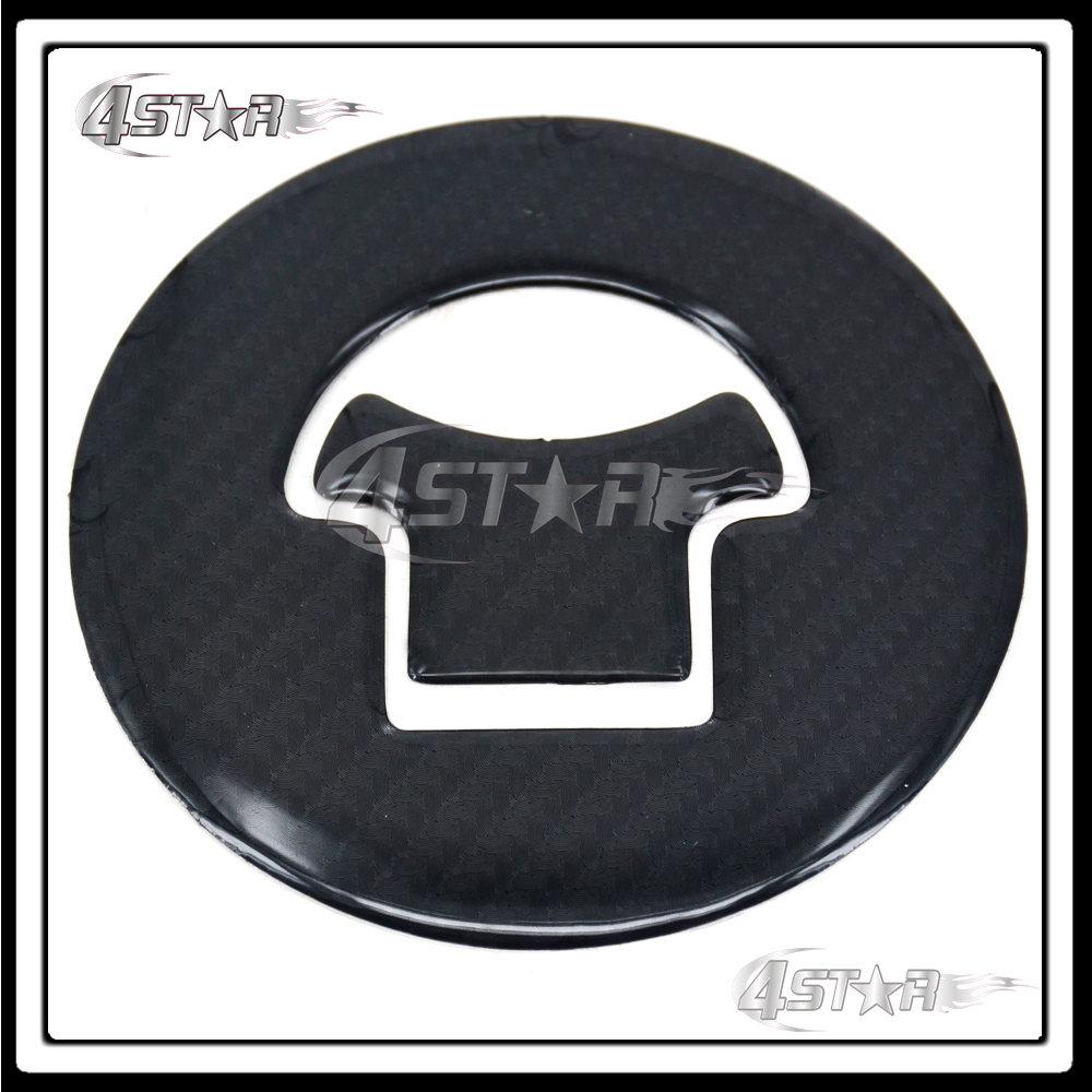 Carbon Fiber Motorcycle Oil Fuel Gas Cap Cover Decal Sticker Protector For Honda CBR250R CBR150R CBR500R CB500F/X CBR300R MSX125 carbon fiber motorcycle oil fuel gas cap cover decal sticker protector for kawasaki ninja 250r ex250 08 12 ninja300 ex300 13 16