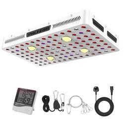 مصباح إضاءة LED كامل الطيف من phliزون بقدرة 2000 واط للنباتات المنزلية والمصانع للاحتباس الحراري ، مصباح نمو cxb3590
