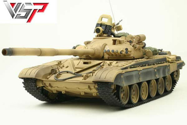 1/24 Scale Vstank T72 Toy Tanks For Sale Electric Power RC